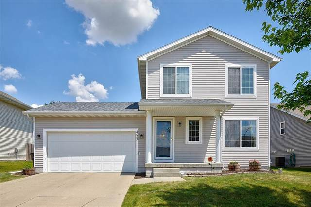 455 Ridgewood Boulevard, Pleasant Hill, IA 50327 (MLS #631113) :: Moulton Real Estate Group