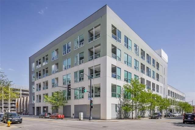 111 10th Street #402, Des Moines, IA 50309 (MLS #631144) :: Moulton Real Estate Group