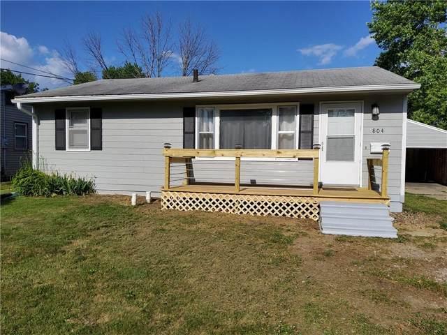 804 E 12th Street N, Newton, IA 50208 (MLS #631171) :: Moulton Real Estate Group