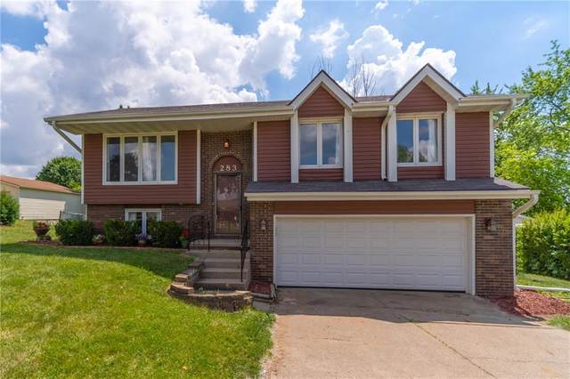 283 S Hickory Boulevard, Pleasant Hill, IA 50327 (MLS #631187) :: Moulton Real Estate Group