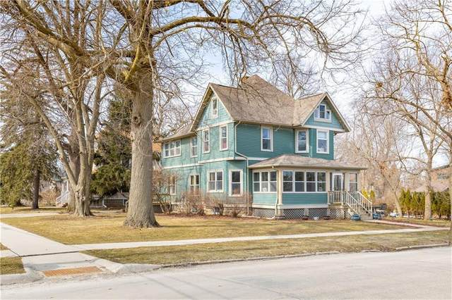 1505 Park Street, Grinnell, IA 50112 (MLS #631206) :: Moulton Real Estate Group