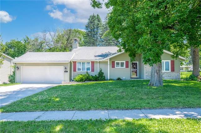 411 N Hickory Boulevard, Pleasant Hill, IA 50327 (MLS #631212) :: Moulton Real Estate Group