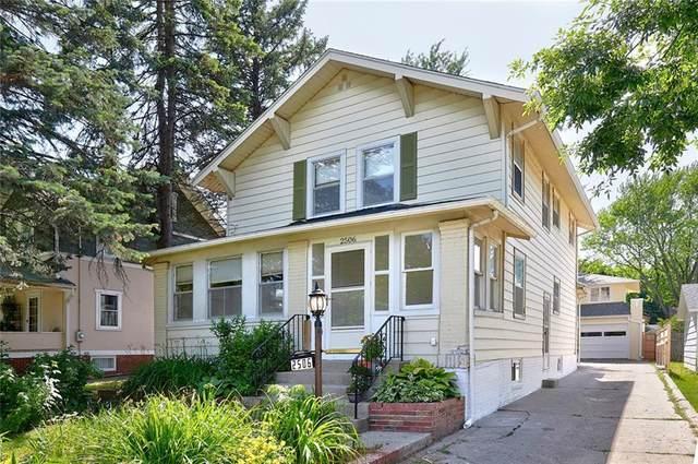 2506 Beaver Avenue, Des Moines, IA 50310 (MLS #631227) :: EXIT Realty Capital City