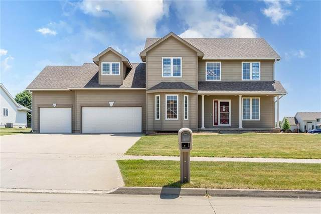 325 Canary Circle, Pleasant Hill, IA 50327 (MLS #631240) :: Moulton Real Estate Group