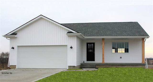 401 Big Blue Stem Drive, Monroe, IA 50170 (MLS #631412) :: Better Homes and Gardens Real Estate Innovations