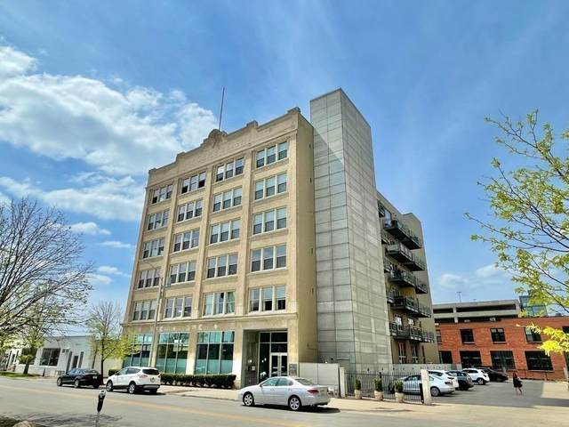 112 11th Street #406, Des Moines, IA 50309 (MLS #631493) :: EXIT Realty Capital City
