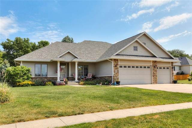 15409 Northview Drive, Urbandale, IA 50323 (MLS #631716) :: EXIT Realty Capital City
