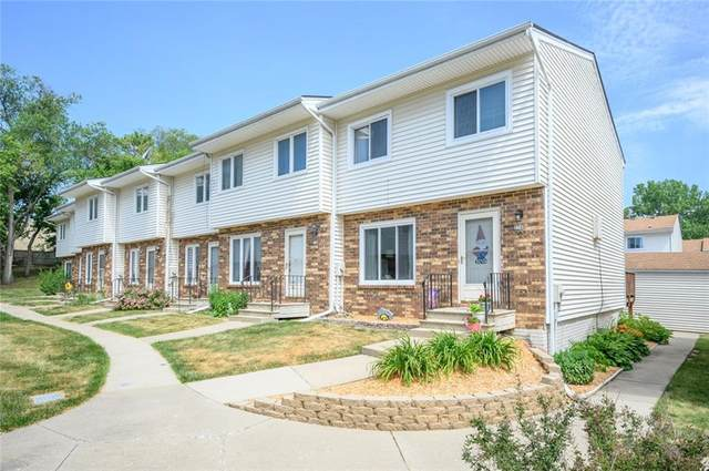 224 Holiday Circle #31, West Des Moines, IA 50265 (MLS #631733) :: EXIT Realty Capital City