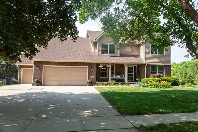 6451 N Winwood Drive, Johnston, IA 50131 (MLS #631734) :: Pennie Carroll & Associates