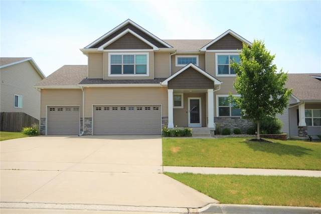 5021 NE Michael Court, Ankeny, IA 50021 (MLS #631834) :: Better Homes and Gardens Real Estate Innovations