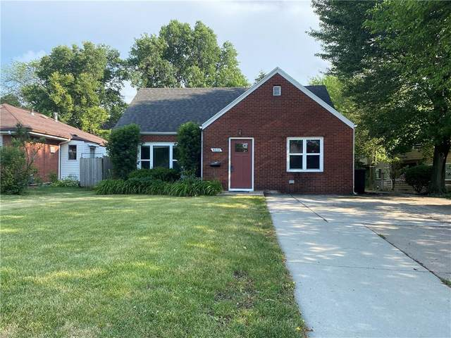 4600 Douglas Avenue, Des Moines, IA 50310 (MLS #631838) :: Better Homes and Gardens Real Estate Innovations