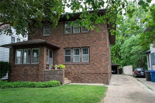 3501 University Avenue, Des Moines, IA 50311 (MLS #631884) :: Better Homes and Gardens Real Estate Innovations