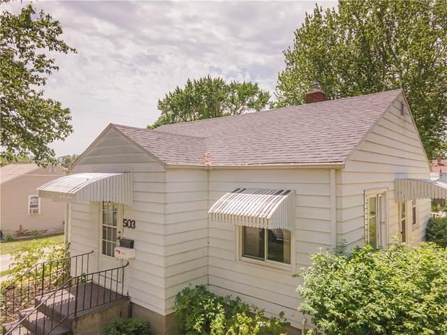 503 W 14th Street N, Newton, IA 50208 (MLS #631899) :: Pennie Carroll & Associates