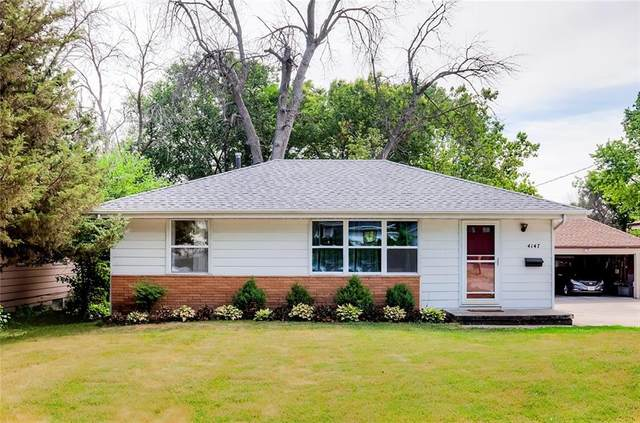 4147 54th Street, Des Moines, IA 50310 (MLS #631936) :: Better Homes and Gardens Real Estate Innovations