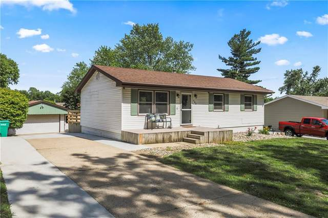 603 Parkwood Boulevard, Pleasant Hill, IA 50327 (MLS #631965) :: Better Homes and Gardens Real Estate Innovations