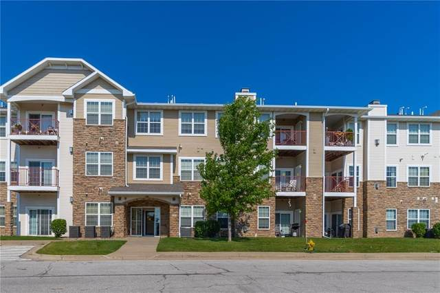 1331 SE University Avenue #209, Waukee, IA 50263 (MLS #632064) :: Better Homes and Gardens Real Estate Innovations