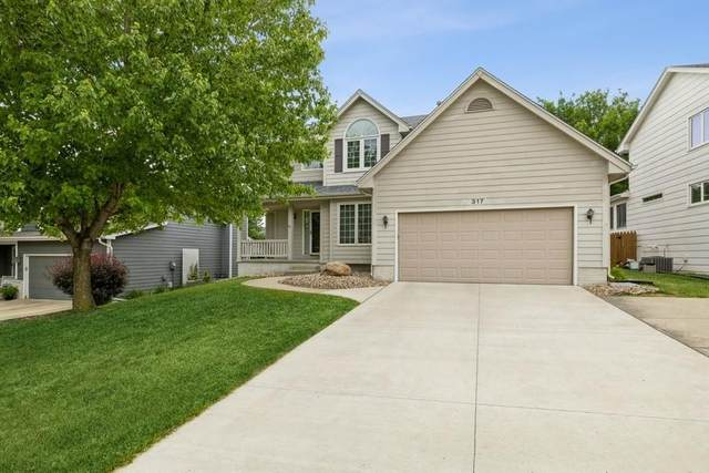 317 58th Court, West Des Moines, IA 50266 (MLS #632119) :: Better Homes and Gardens Real Estate Innovations