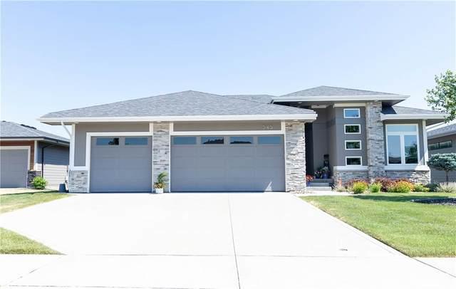 345 NE Brookridge Court, Waukee, IA 50263 (MLS #632129) :: Better Homes and Gardens Real Estate Innovations