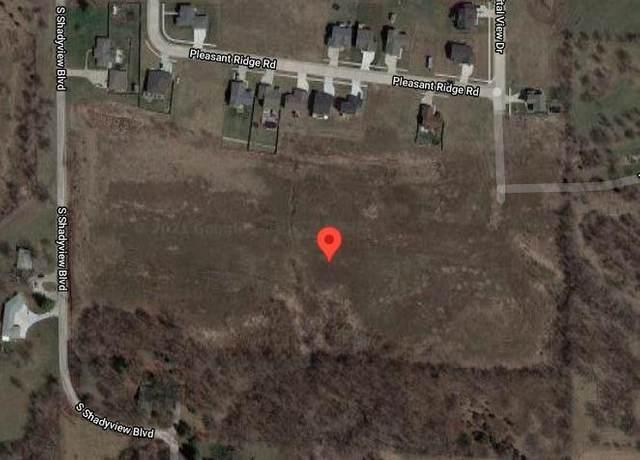 TBD Capital View Drive, Pleasant Hill, IA 50327 (MLS #633214) :: EXIT Realty Capital City