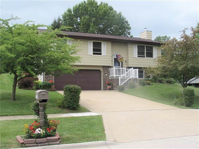 2312 W Larson Street, Knoxville, IA 50138 (MLS #633309) :: EXIT Realty Capital City