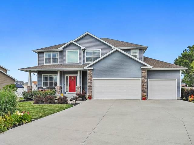 420 Dotson Drive, Ames, IA 50014 (MLS #633815) :: Better Homes and Gardens Real Estate Innovations