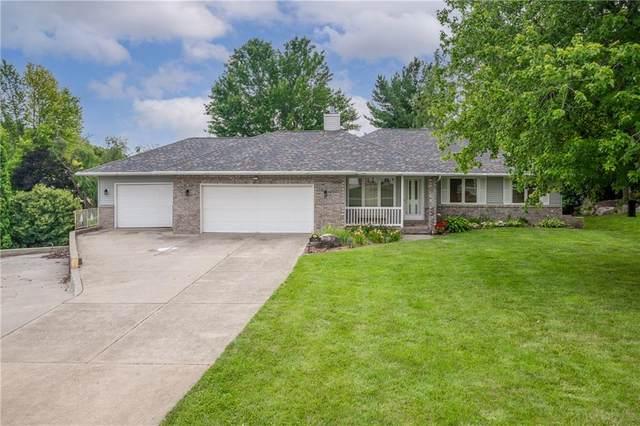 5245 E Oakwood Drive, Pleasant Hill, IA 50327 (MLS #633886) :: EXIT Realty Capital City
