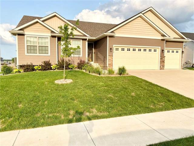 2315 Maxwell Drive, Waukee, IA 50263 (MLS #633936) :: Pennie Carroll & Associates