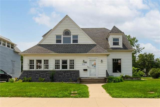 114 W Robinson Street, Knoxville, IA 50138 (MLS #633962) :: EXIT Realty Capital City