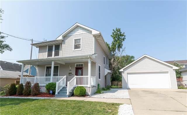 266 E 16th Street, Des Moines, IA 50316 (MLS #634055) :: EXIT Realty Capital City