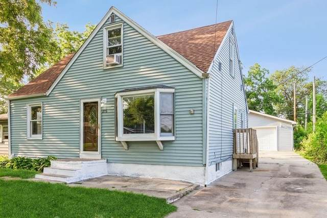 215 E Lally Street, Des Moines, IA 50315 (MLS #634122) :: EXIT Realty Capital City