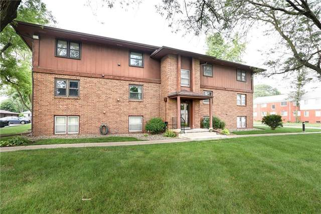 1900 50th Street #22, Des Moines, IA 50310 (MLS #634135) :: EXIT Realty Capital City