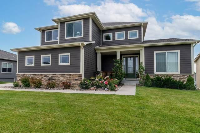 6128 Acadia Drive, West Des Moines, IA 50266 (MLS #634148) :: Pennie Carroll & Associates