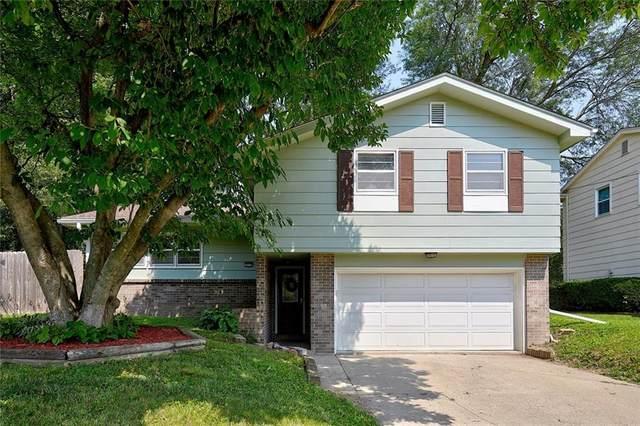 2513 Rocklyn Drive, Urbandale, IA 50322 (MLS #634207) :: Pennie Carroll & Associates