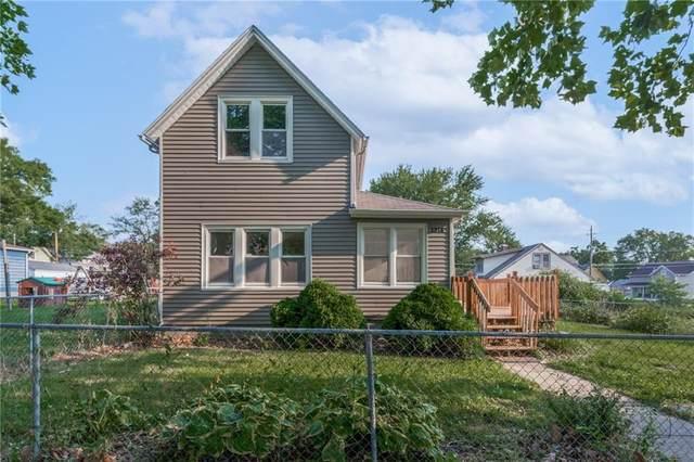 1214 & 1216 Buchanan Street, Des Moines, IA 50316 (MLS #634208) :: EXIT Realty Capital City