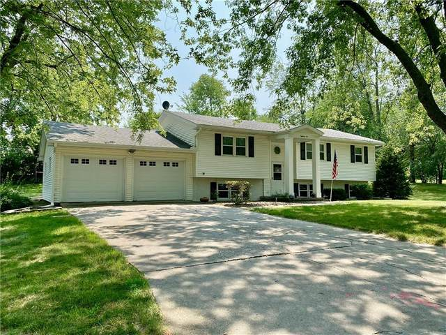 1810 Country Club Drive, Grinnell, IA 50112 (MLS #634229) :: Moulton Real Estate Group