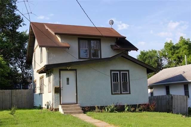 705 S 4th Avenue W, Newton, IA 50208 (MLS #634253) :: Pennie Carroll & Associates