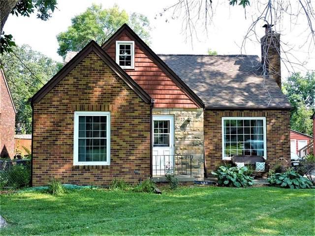 4023 Fagen Drive, Des Moines, IA 50310 (MLS #634297) :: Moulton Real Estate Group