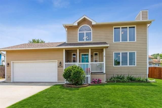 5451 Jennifer Drive, Pleasant Hill, IA 50327 (MLS #634339) :: Pennie Carroll & Associates