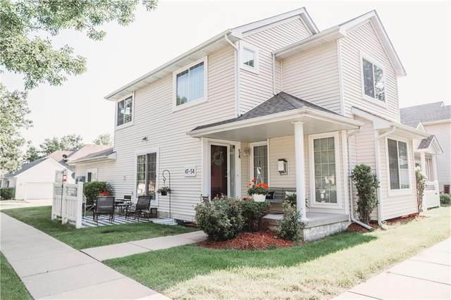 1400 S 52nd Street #54, West Des Moines, IA 50265 (MLS #634373) :: Moulton Real Estate Group
