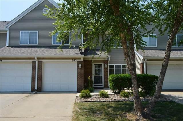 6855 Woodland Avenue #805, West Des Moines, IA 50266 (MLS #634385) :: Moulton Real Estate Group