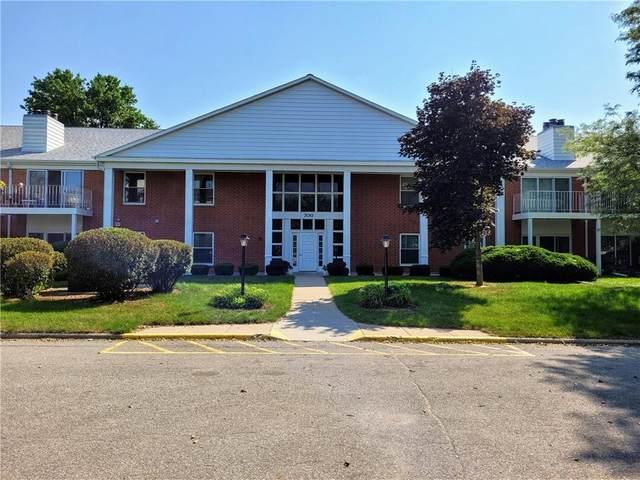 700 S Dakota Avenue #211, Ames, IA 50014 (MLS #634386) :: Pennie Carroll & Associates