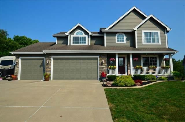 6175 Goldfinch Drive, Pleasant Hill, IA 50327 (MLS #634399) :: Pennie Carroll & Associates