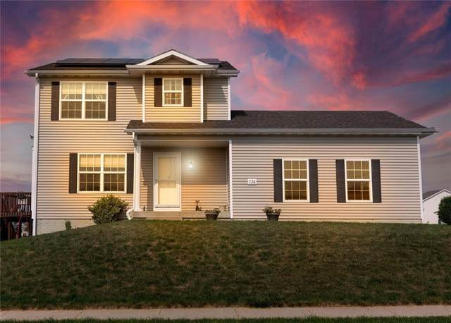 736 82nd Street, West Des Moines, IA 50266 (MLS #634410) :: Moulton Real Estate Group