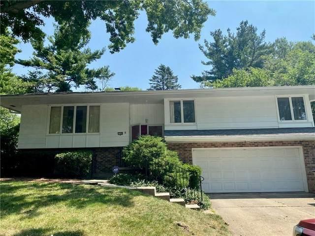 1149 23rd Street, West Des Moines, IA 50266 (MLS #634466) :: Moulton Real Estate Group