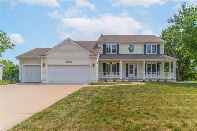 1005 15th Street, Ankeny, IA 50021 (MLS #634511) :: Better Homes and Gardens Real Estate Innovations