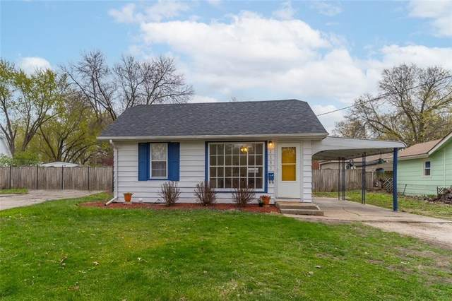 2103 40th Street, Des Moines, IA 50310 (MLS #634531) :: Better Homes and Gardens Real Estate Innovations