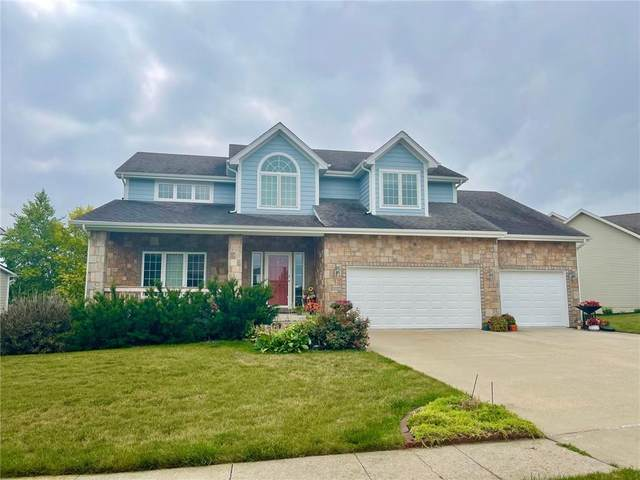 16688 Oakbrook Drive, Clive, IA 50325 (MLS #634676) :: Better Homes and Gardens Real Estate Innovations