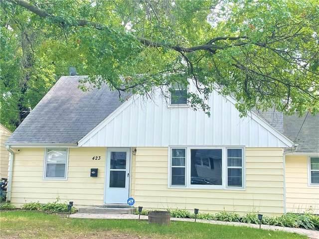 423 E Holcomb Avenue, Des Moines, IA 50313 (MLS #634817) :: Moulton Real Estate Group