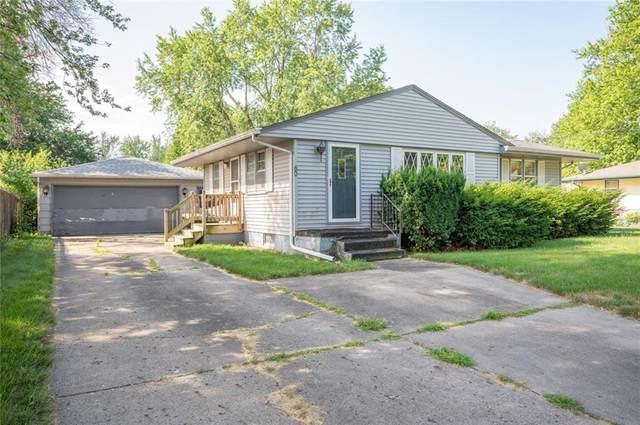 60 Northview Drive, Waukee, IA 50263 (MLS #634828) :: Moulton Real Estate Group