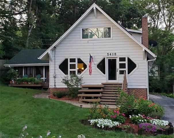 5418 Shriver Avenue, Des Moines, IA 50312 (MLS #634873) :: Moulton Real Estate Group
